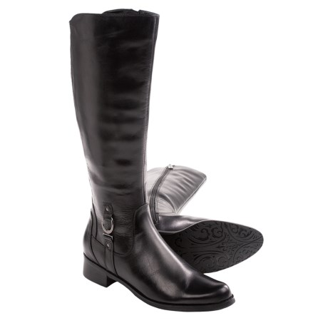 Blondo Vallera Zip Boots - Leather (For Women)