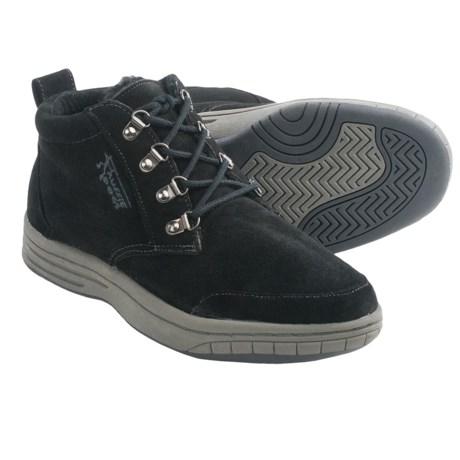 Aussie Dogs Dog Walker Shoes - Sheepskin-Lined (For Men)