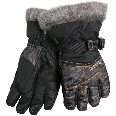 DaKine DK Dry Gloves - Waterproof, Insulated (For Women)