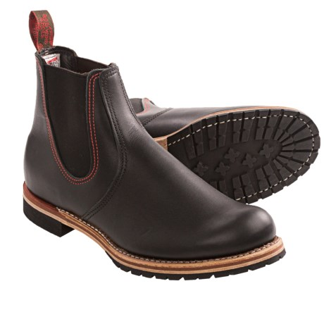 Red Wing Shoes Red Wing Heritage 2918 Chelsea Rancher Boots - Factory 2nds (For Men)