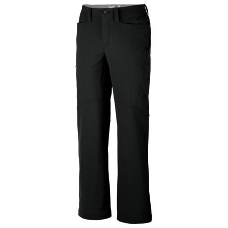 Mountain Hardwear Winter Wander Pants - UPF 50 (For Men)