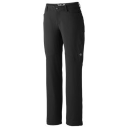 Mountain Hardwear Winter Wander Pants - UPF 50, Stretch (For Women)