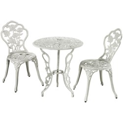"""Sterling Outdoor Bistro Set - 23"""" Table"""