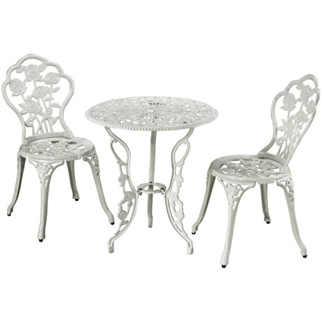 "Sterling Outdoor Bistro Set - 23"" Table"