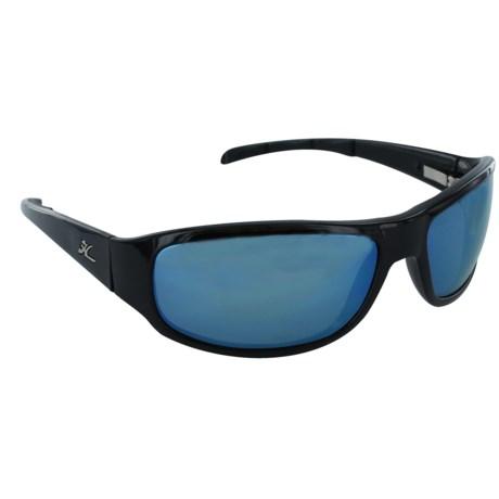 Hobie Cliffs Sunglasses - Polarized, Mirrored Lenses