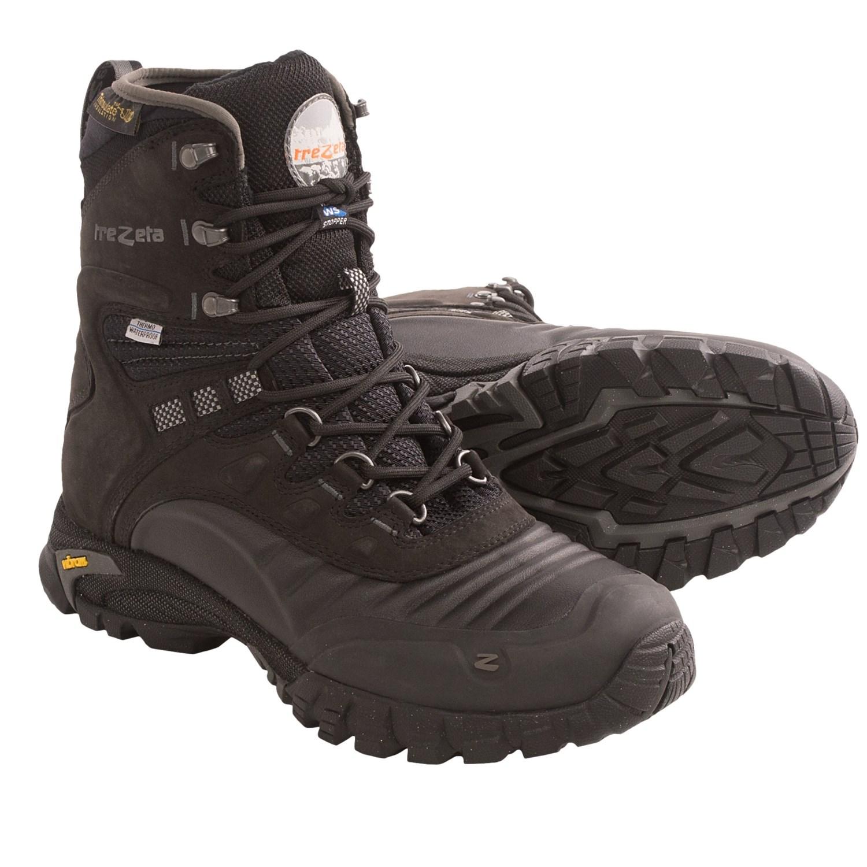Trezeta Heatseeker Snow Boots (For Men) 7428M - Save 78%