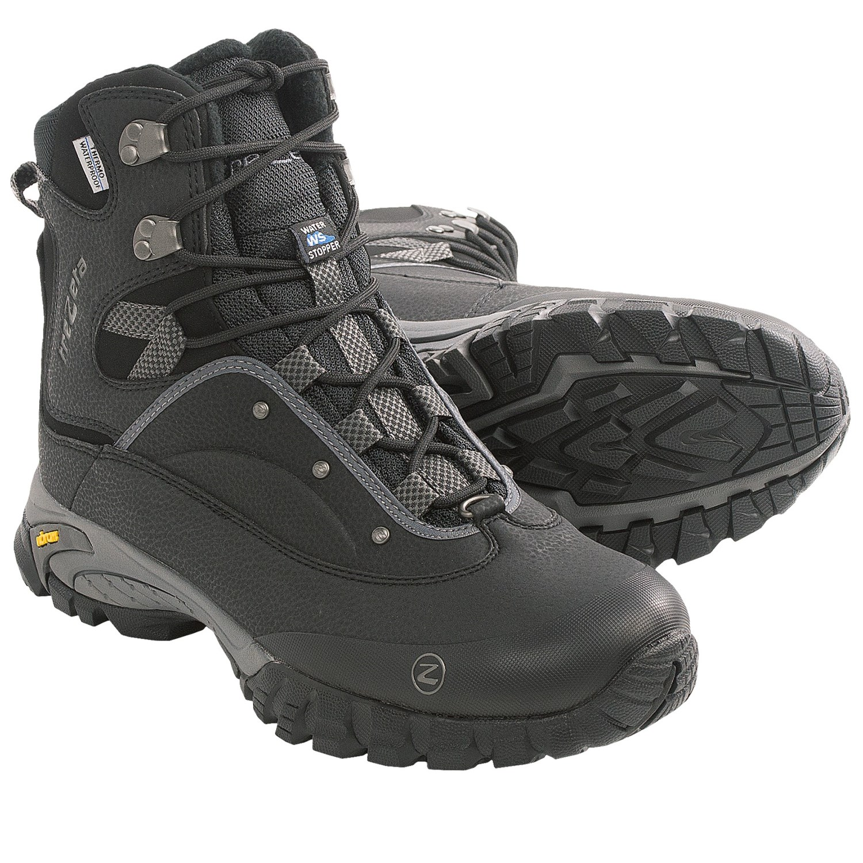 Trezeta Cyclone Thermo Snow Hiking Boots (For Men) 7428P - Save 80%