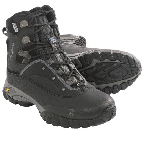 Trezeta Cyclone Thermo Snow Hiking Boots - Waterproof, Insulated (For Men)