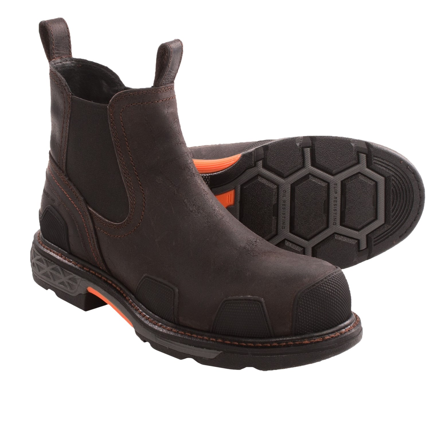 ariat overdrive work boots