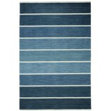 HRI Kabash Collection Reversible Area Rug - 8x10', Hand-Loomed Wool