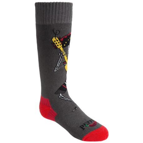 Hot Chillys Socks - Medium Cushion (For Youth)