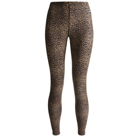 Hot Chillys MTF 3000 Print Base Layer Bottoms - UPF 30+, Midweight (For Women)