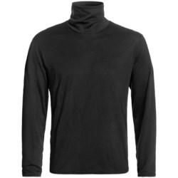 Hot Chillys Pepper Bi-Ply Base Layer Turtleneck - Lightweight, Long Sleeve (For Men)
