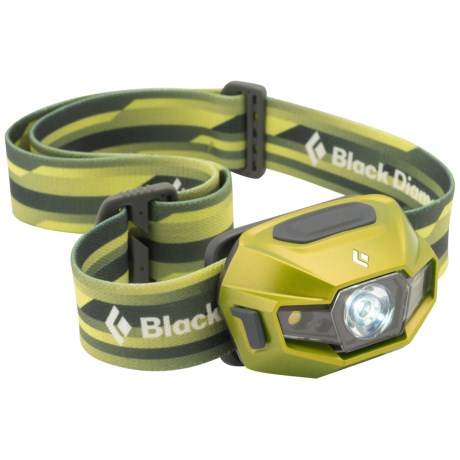 Black Diamond Equipment ReVolt Headlamp - Rechargeable