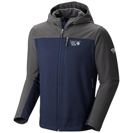 Mountain Hardwear Principio Soft Shell Jacket - UPF 50 (For Men)