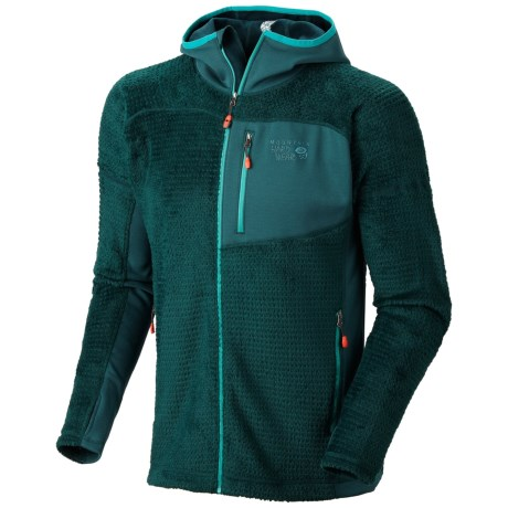 Mountain Hardwear Monkey Man Fleece Jacket - Hooded (For Men)