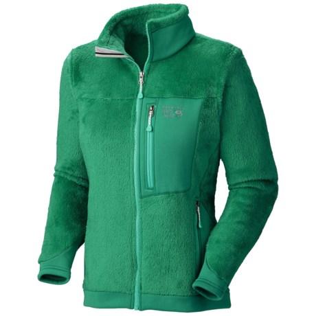 Mountain Hardwear Monkey Woman Fleece Jacket (For Women)