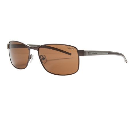 Columbia Sportswear Casco Peak Sunglasses - Polarized