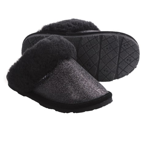 Bearpaw Laney Slippers (For Kid and Youth Girls)