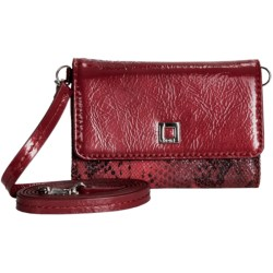 Lodis Ventura Jules Crossbody Wallet - Leather (For Women)