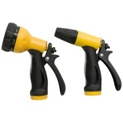 Greenfield Gardens Garden Hose Nozzle - Combo Pack