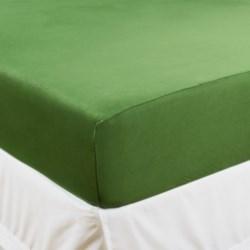 Grand Trunk Viscose Blend Bed Sheet - King