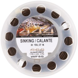 Cortland 444 Classic Sinking Type 2 Fly Fishing Line - 30 yds., Weight Forward