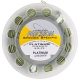 Cortland Precision Platinum Dyna-Tip Low-Vis Fly Fishing Line - Weight Forward, Floating, 30 yds.