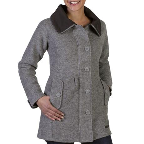 ExOfficio Medelton Pea Coat (For Women)