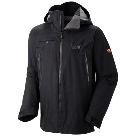Mountain Hardwear Compulsion 3L Dry.Q® Elite Jacket - Waterproof (For Men)
