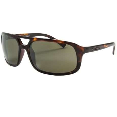 Serengeti Livorno Sunglasses - Polarized, Photochromic Glass Lenses