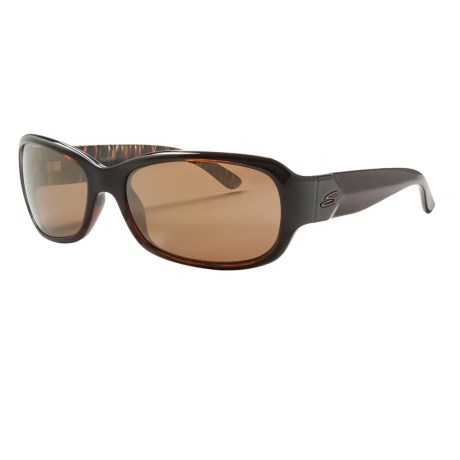 Serengeti Chloe Sunglasses - Polarized, Photochromic Glass Lenses (For Women)