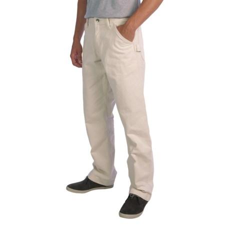 Lands' End Denim Painter Jeans (For Men)