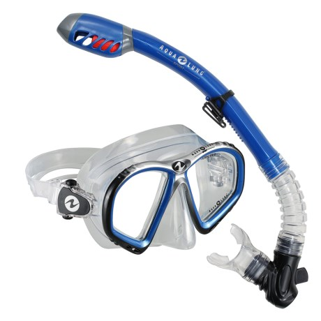 Aqua Lung Royal LX Pro Series Snorkel Set