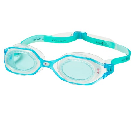 Irongirl Micro-Fit Swim Goggles (For Women)
