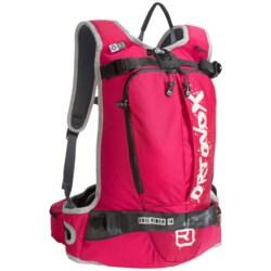 Ortovox Free Rider 18+ Ski Backpack - Back Protector