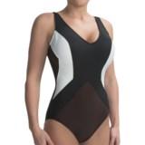 Color-Block Swimsuit (For Women)