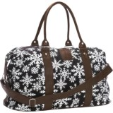 Neve Weekend Bag - Canvas