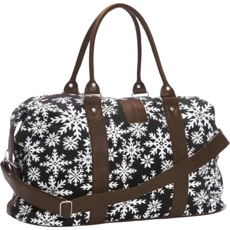 Neve Weekend Bag - Canvas