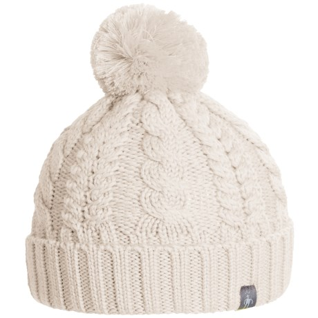 SmartWool Ski Town Beanie - Merino Wool (For Women)