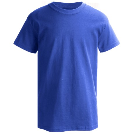 Hanes Classics ComfortSoft T-Shirt - Short Sleeve (For Little and Big Boys)