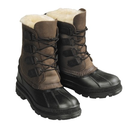 warm boots - Review of Kamik Winter Pac Boots - Waterproof