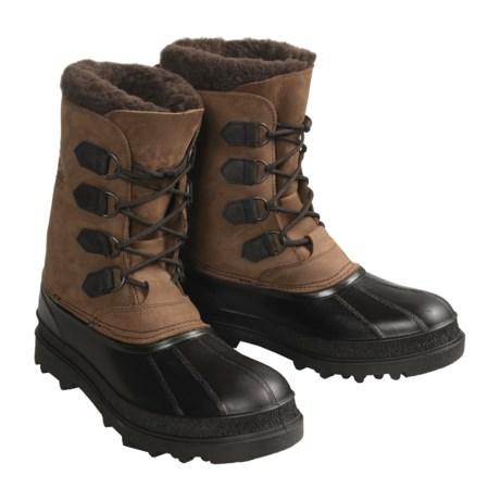 Kamik Basecamp2  Winter Pac Boots - Minus 40ºF, Waterproof (For Men)