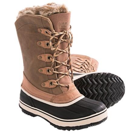 Kodiak Kyra Pac Boots - Waterproof (For Women)