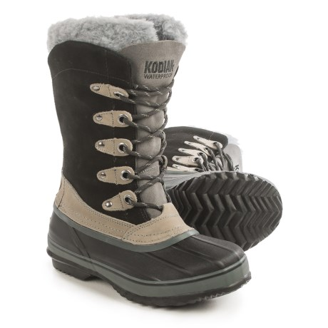 Kodiak Kyra Pac Boots - Waterproof (For Women)