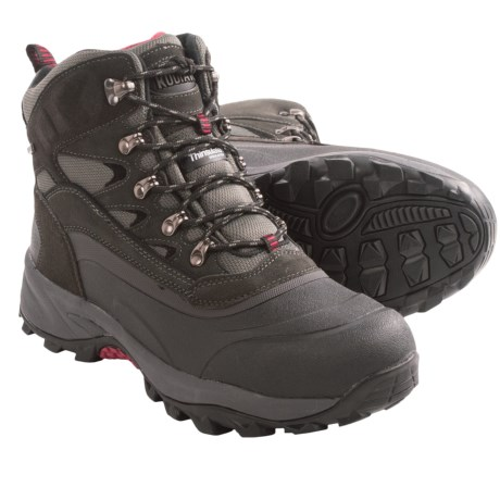 Kodiak Elk Snow Boots - Waterproof, Insulated (For Men)