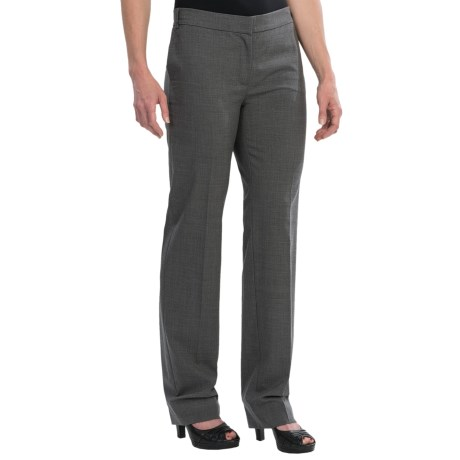 Escada Light Stretch Wool Pants (For Women)