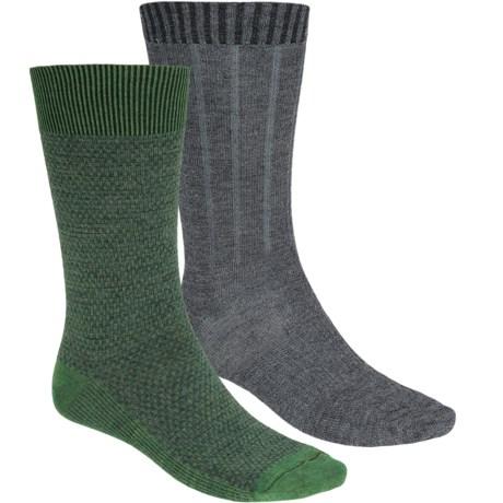 Goodhew Ziggy/Milan Socks - 2-Pack, Merino Wool (For Men)