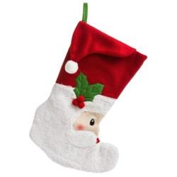 Santa's Workshop Stocking