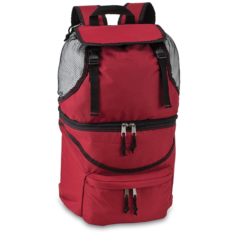 picnic time zuma cooler backpack insulated 7495n save 30. Black Bedroom Furniture Sets. Home Design Ideas